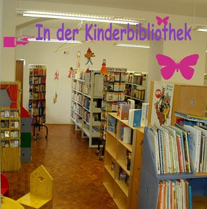 In der Kinderbibliothek